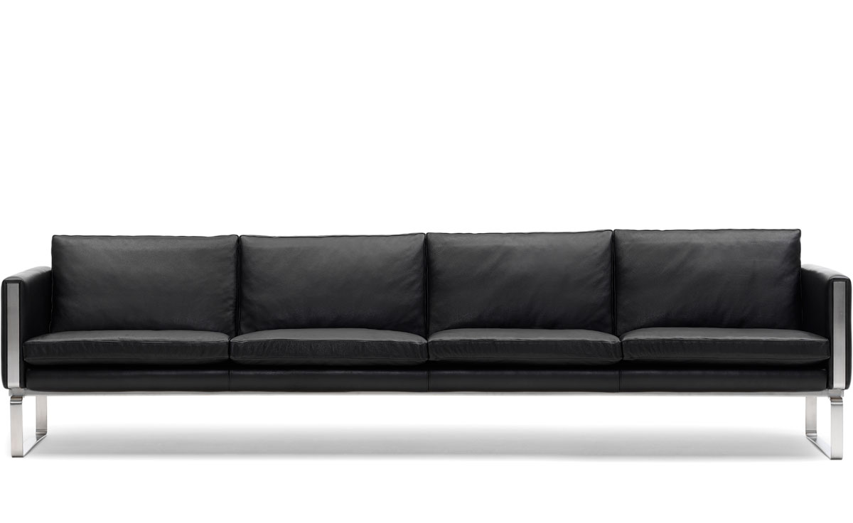 ch104 4 seat sofa. Black Bedroom Furniture Sets. Home Design Ideas