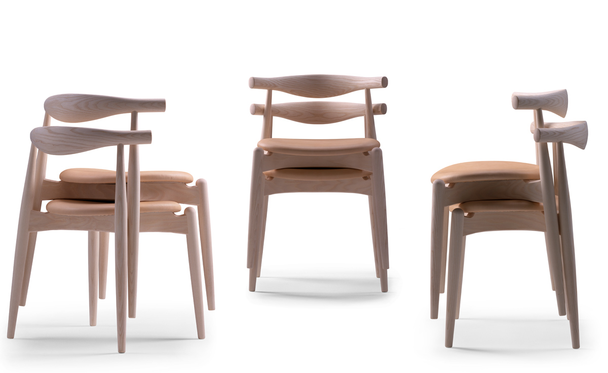 Ch20 Elbow Chair Hivemodern Com