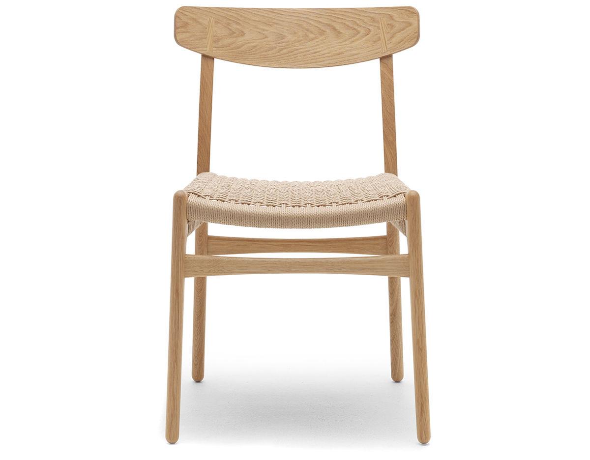 Hans Wegner Ch23 Chair Hivemodern Com