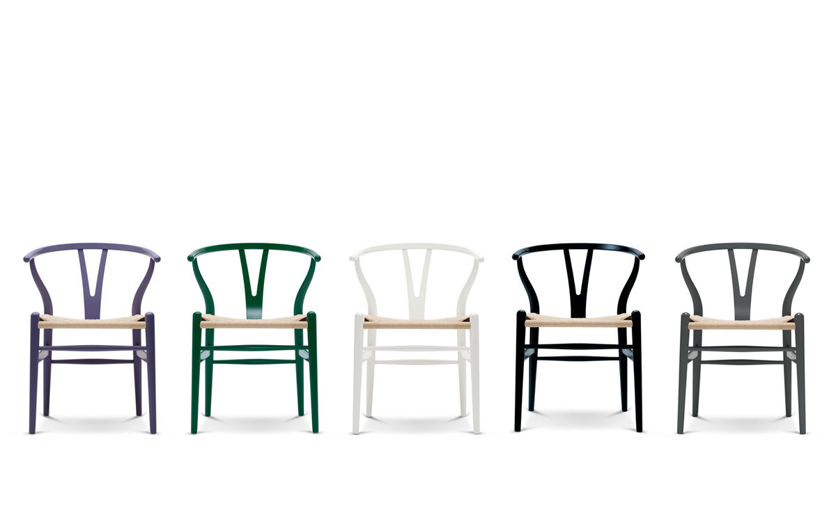 Ch24 Wishbone Chair Color hivemoderncom