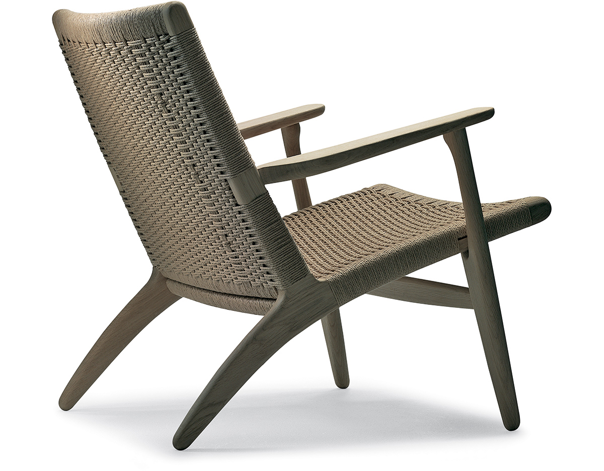 Ch25 Lounge Chair Hivemodern Com