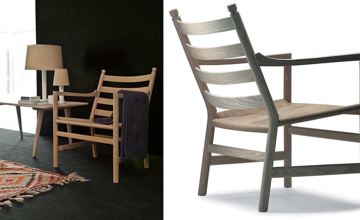 Marvelous Tolles Dekoration Hans Wegner Stuhl 2 #7: Ch44 Easy Chair