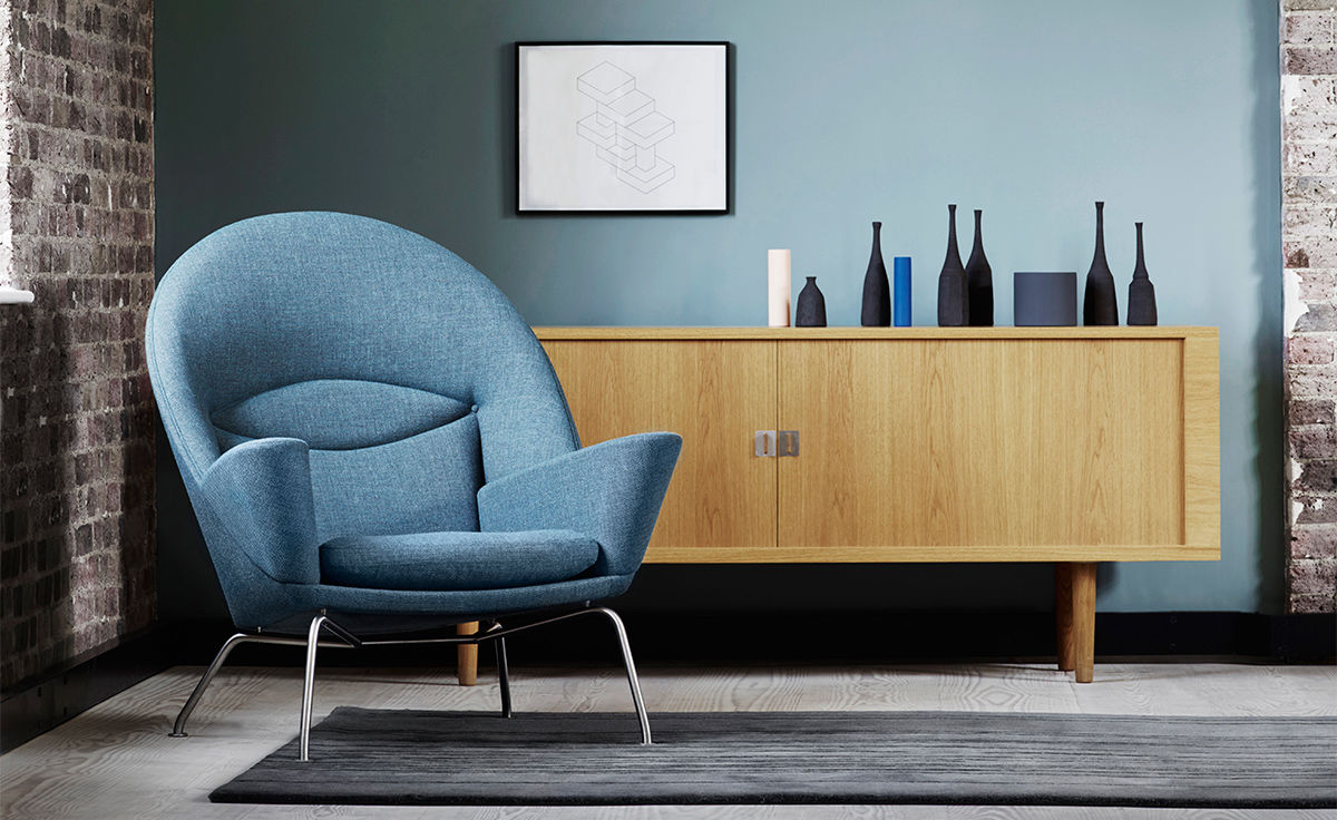 Ch468 Oculus Lounge Chair Hivemodern Com