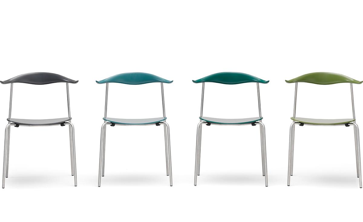 Hans Wegner Ch88 Stacking Chair Hivemodern Com