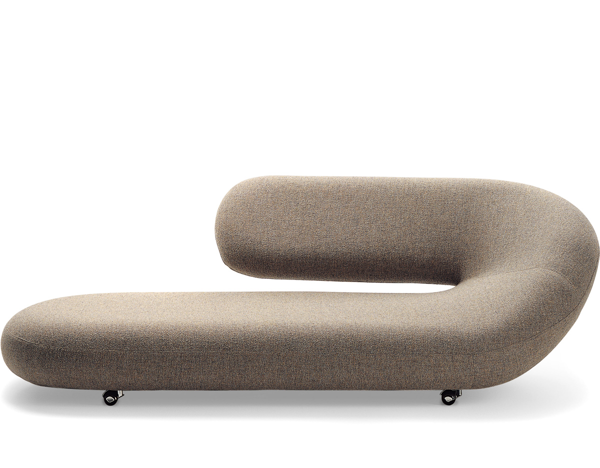 Chaise longue for Artifort chaise lounge