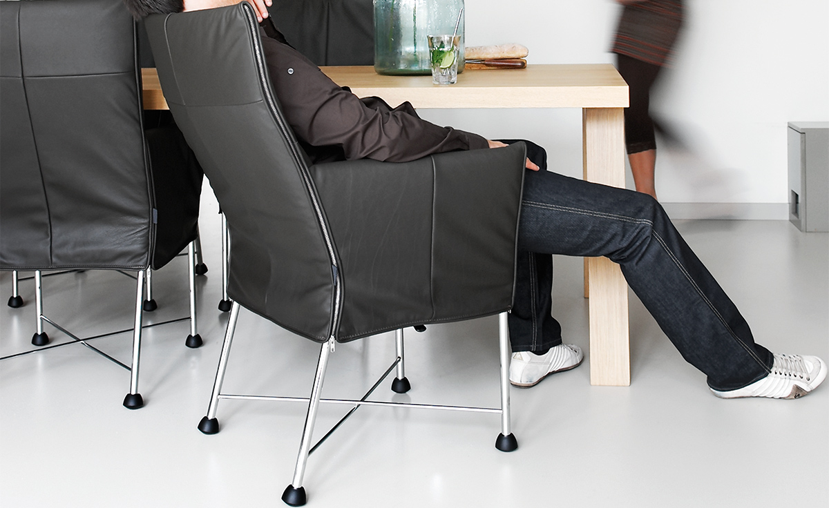 Charly Lounge Chair Hivemodern Com