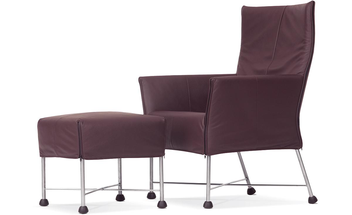 Charly Lounge Chair U0026 Ottoman