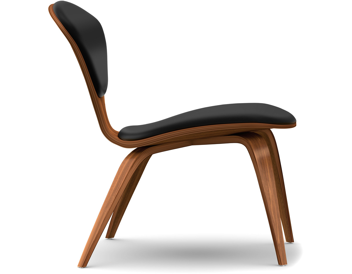 Cherner Lounge Side Chair Hivemodern Com