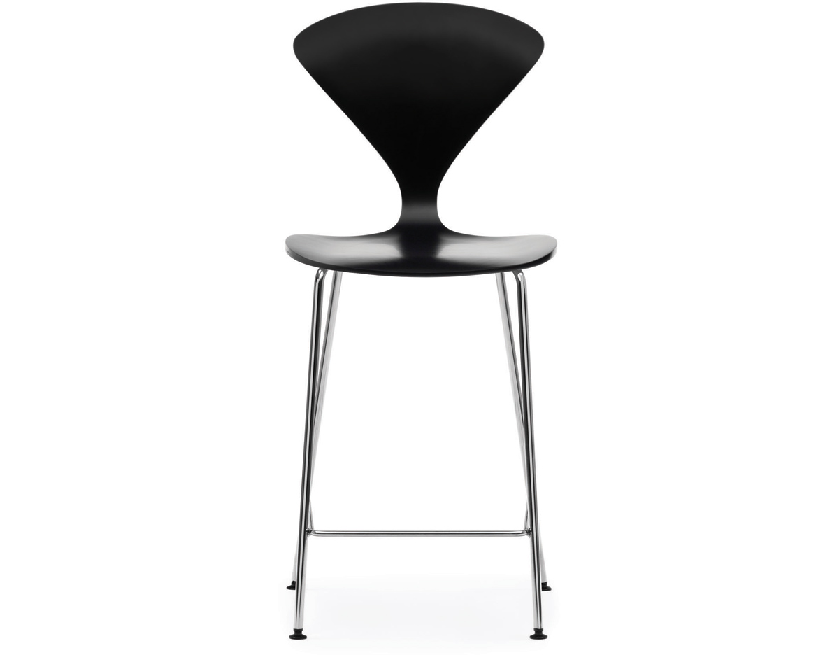 Pleasing Cherner Metal Leg Stool Gmtry Best Dining Table And Chair Ideas Images Gmtryco