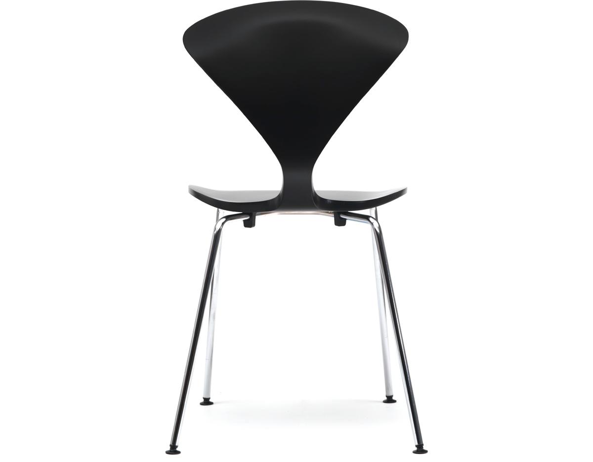 Cherner Metal Leg Stacking Side Chair