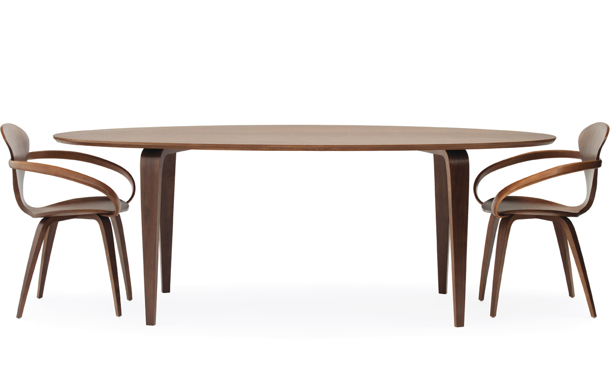 Cherner Oval Table Hivemodern