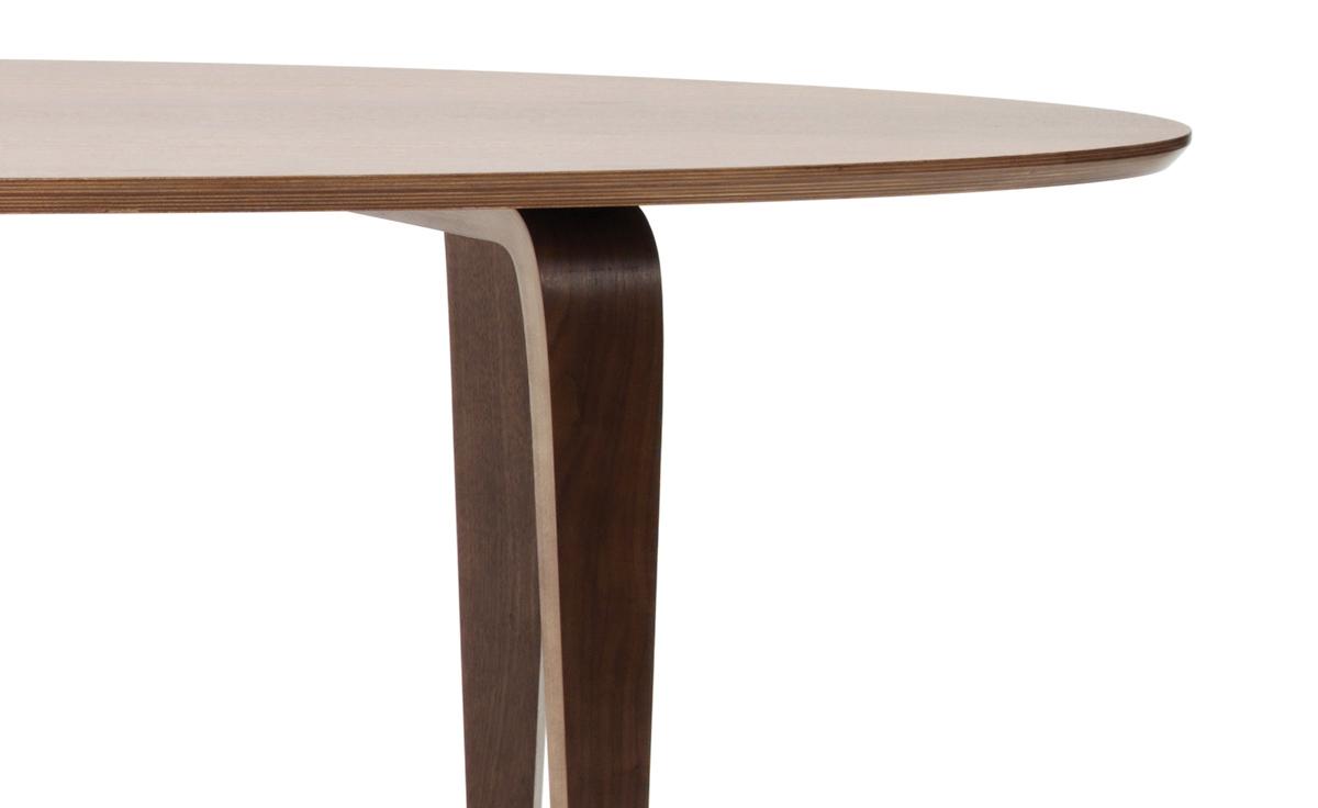Cherner Oval Table hivemoderncom : cherner table oval norman cherner 4 from hivemodern.com size 1200 x 736 jpeg 106kB