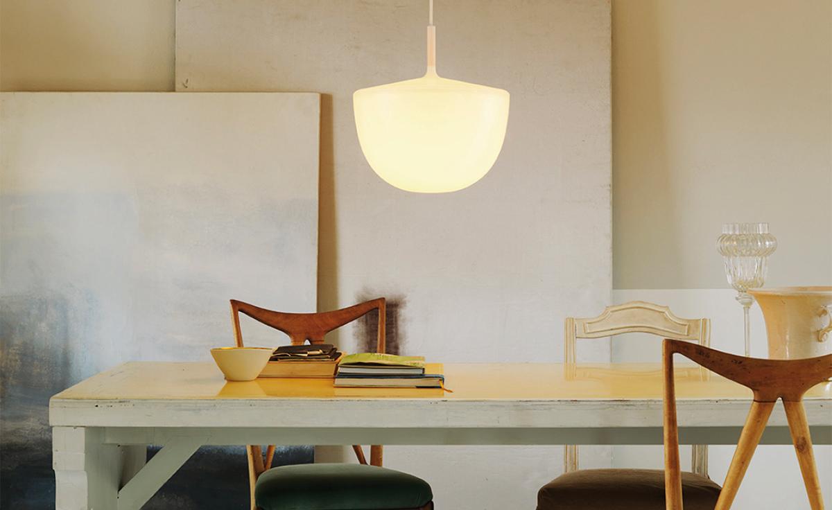 Cheshire suspension lamp