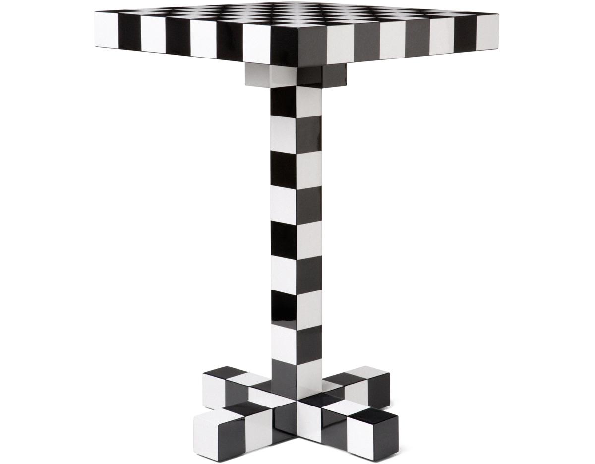 Elegant Chess Table