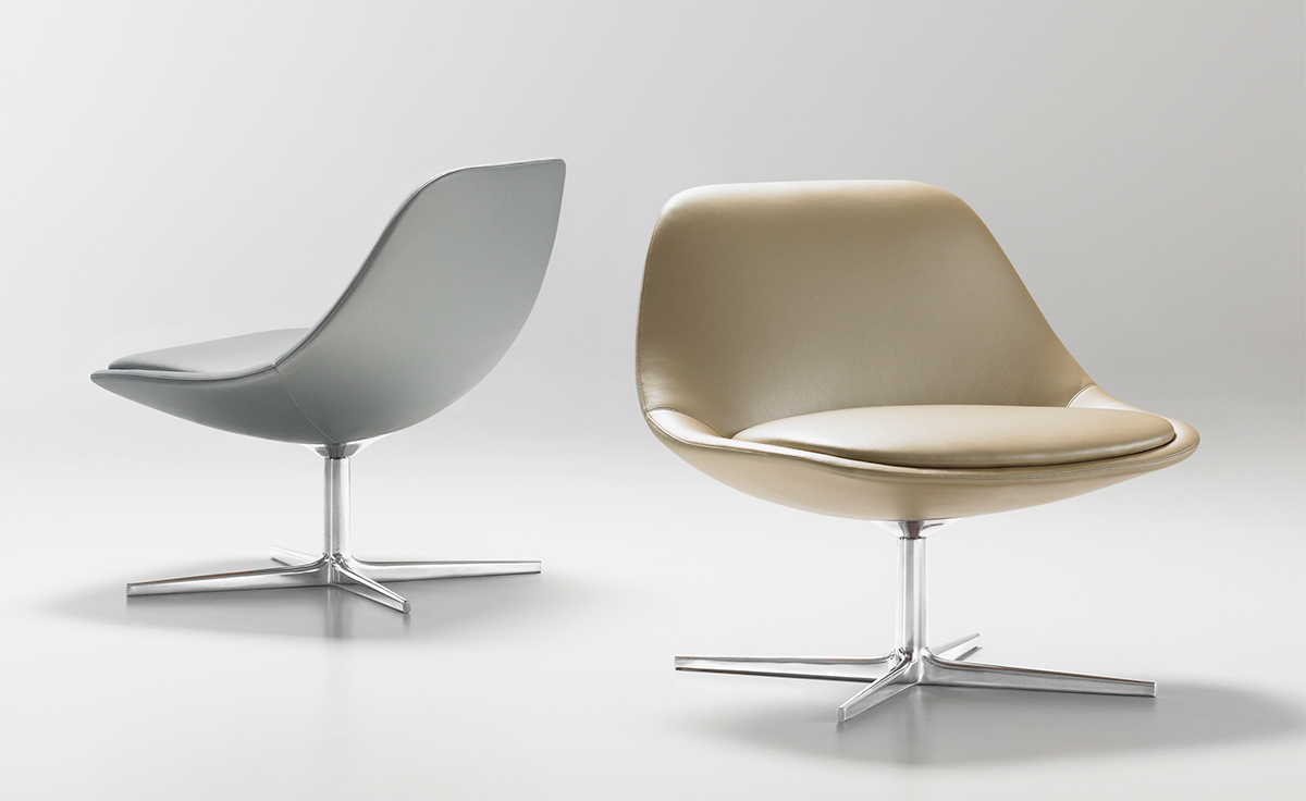 Chiara Lounge Chair Hivemodern Com