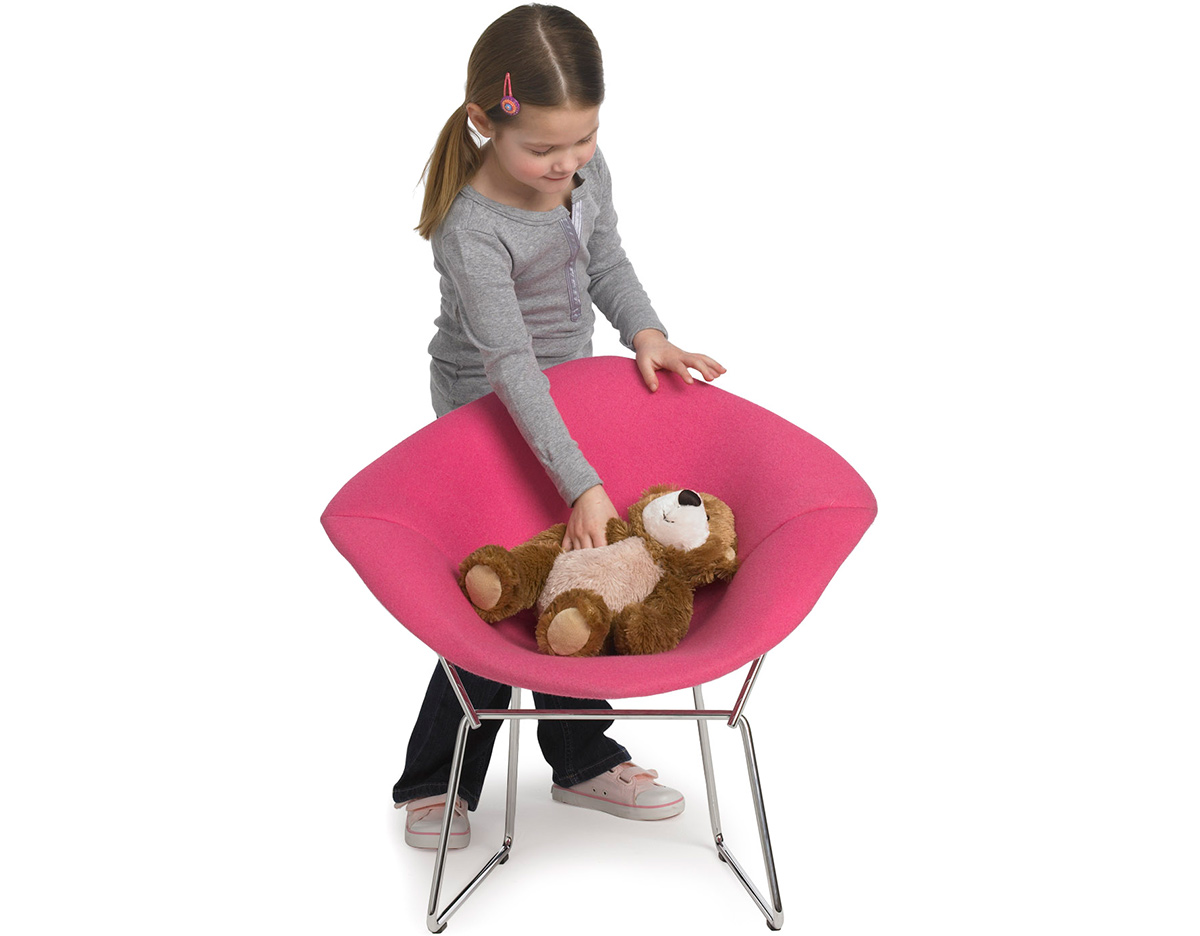 Child S Diamond Chair With Full Cover Hivemodern Com