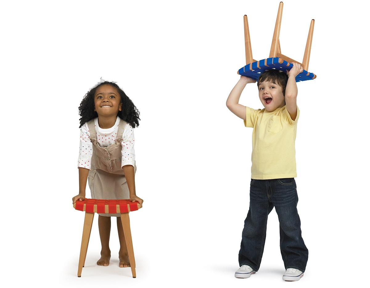 Child S Sitting Stool Hivemodern Com