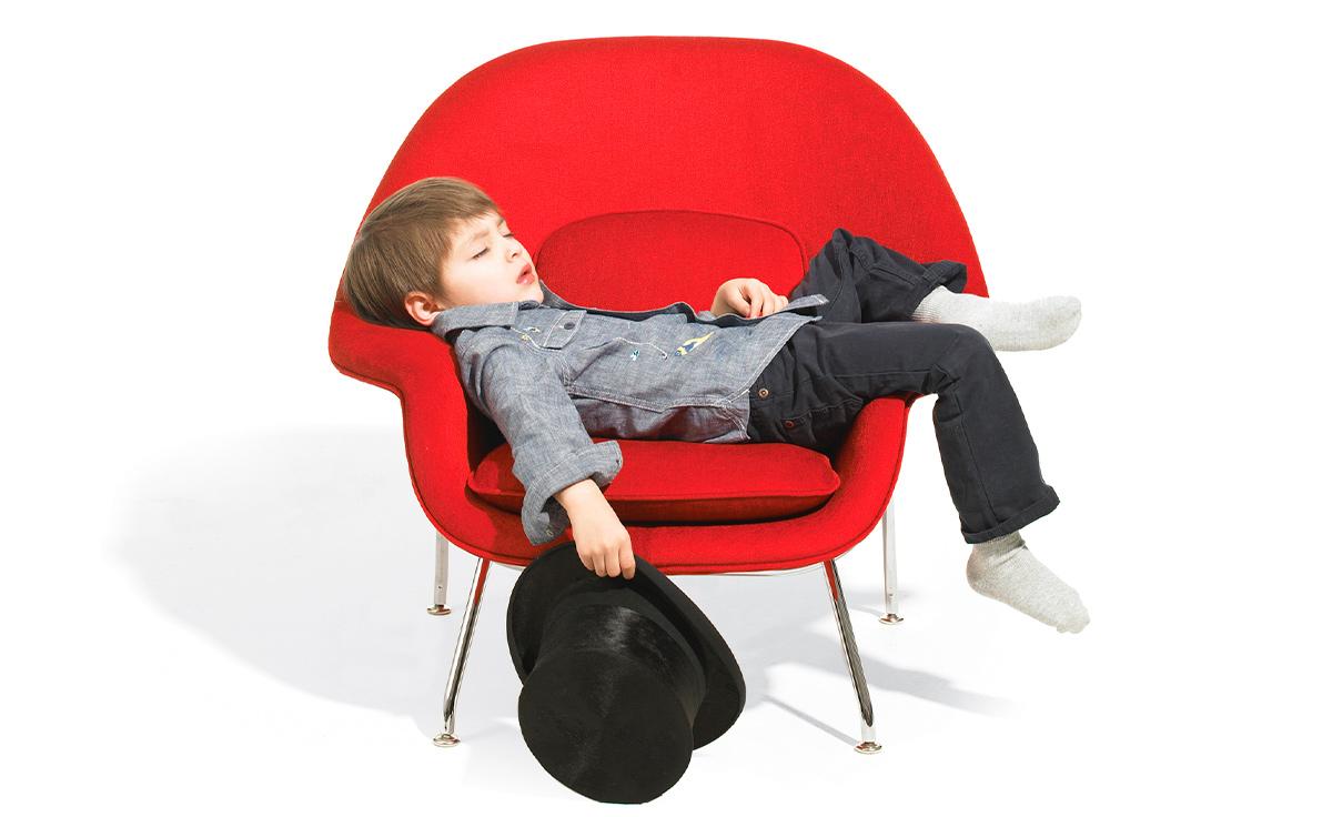 Child S Womb Chair Hivemodern Com
