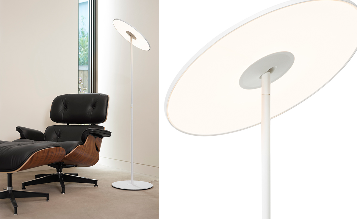 Circa Led Floor Lamp Hivemodern Com