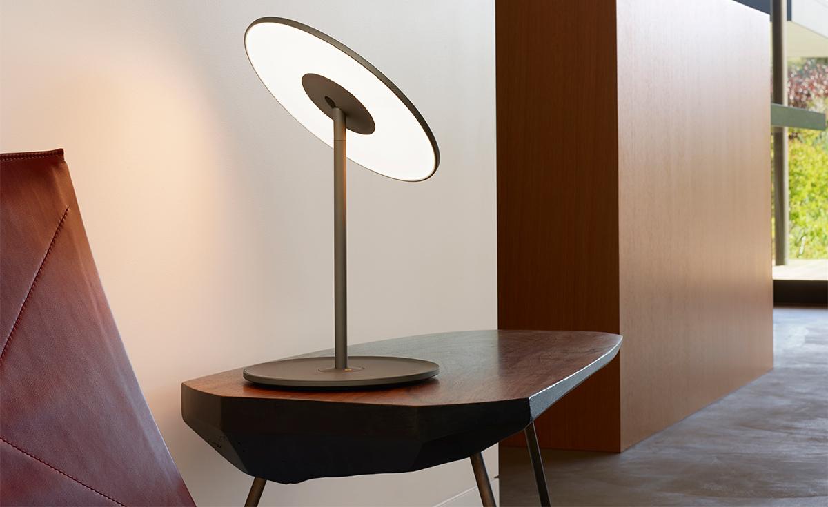 Circa led table lamp hivemodern circa led table lamp aloadofball Images