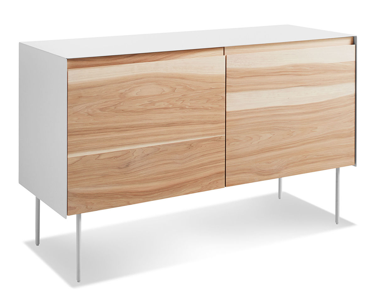 Clad 2 door credenza for Modern hive