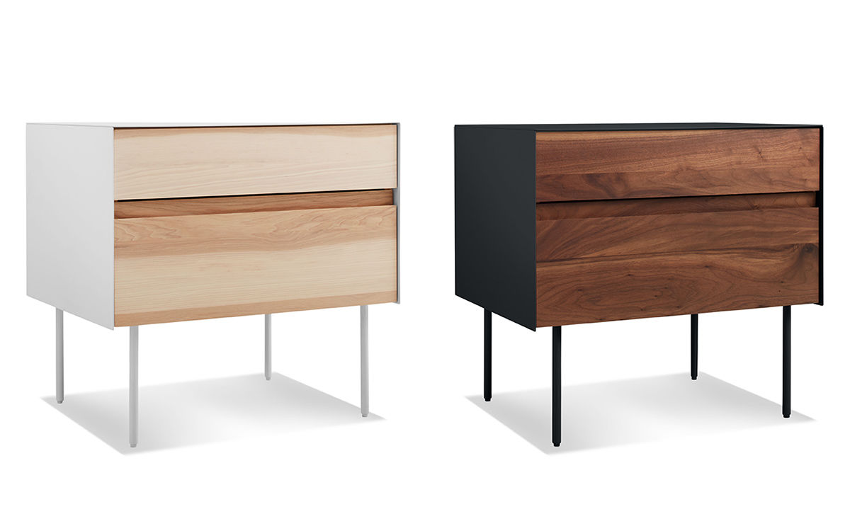 Clad Nightstand Hivemodern Com