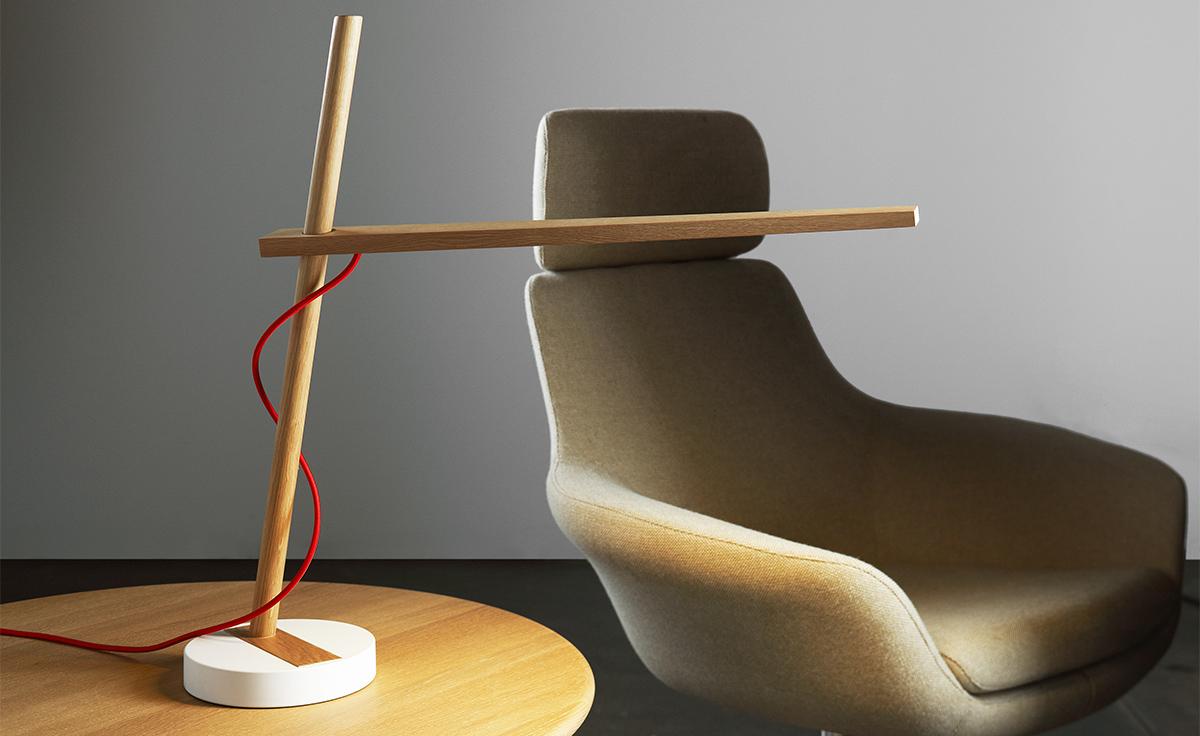 Clamp Led Freestanding Table Lamp Hivemodern Com