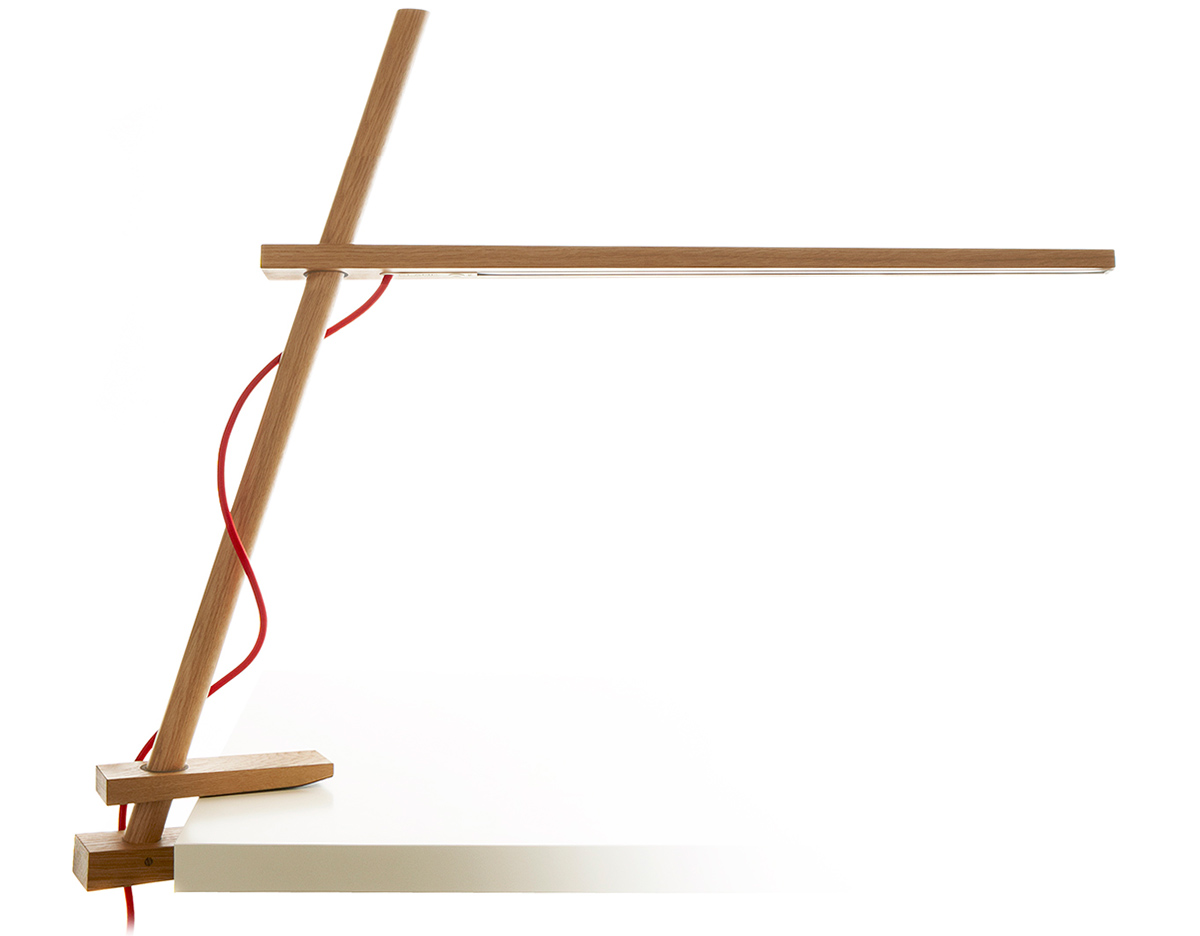 Clamp Led Table Lamp