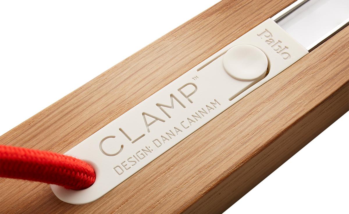 Clamp Mini Led Table Lamp Hivemodern Com