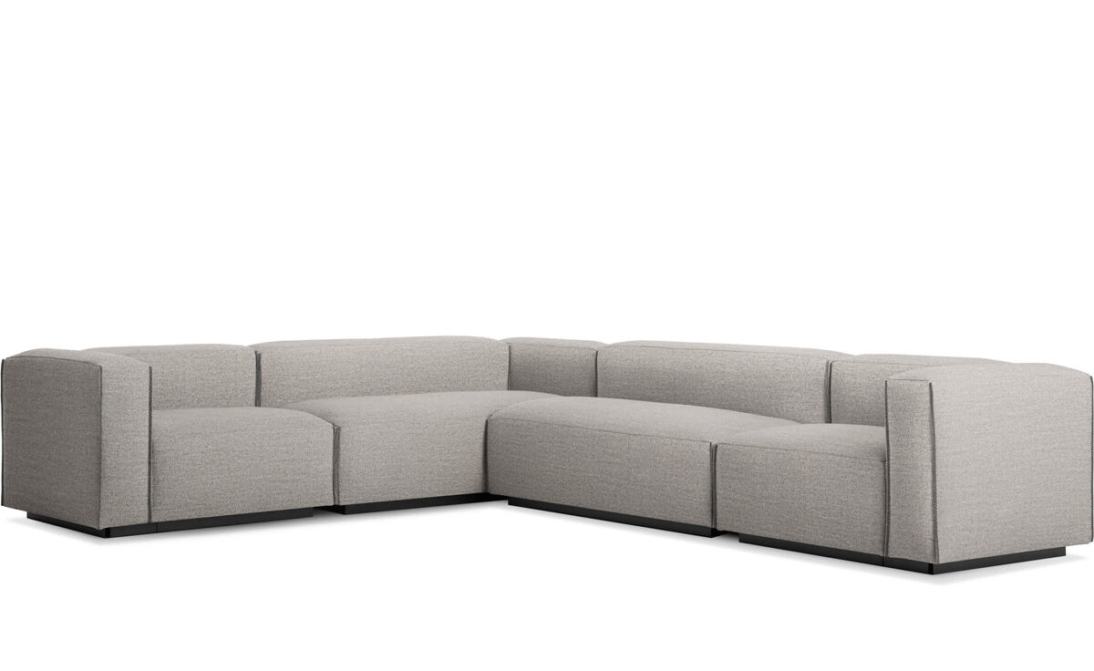 Cleon Large Sectional Sofa Hivemodern Com