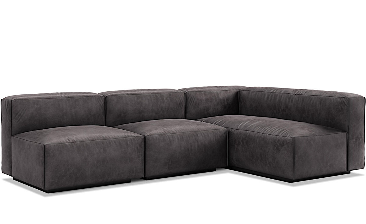 overview; manufacturer; media; reviews : blu dot sectional - Sectionals, Sofas & Couches