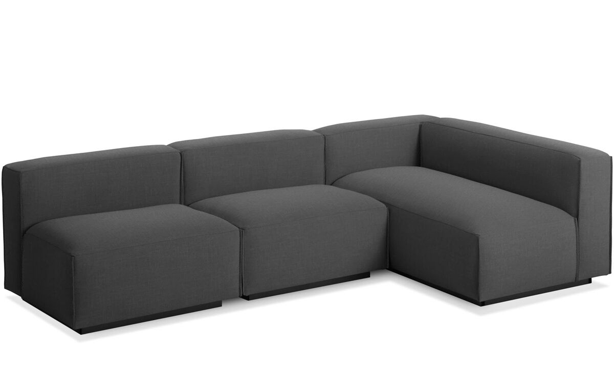 Cleon Medium Sectional Sofa Hivemodern Com