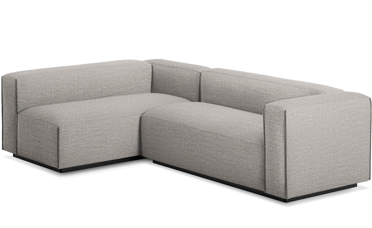 Remarkable Cleon Small Sectional Sofa Cjindustries Chair Design For Home Cjindustriesco