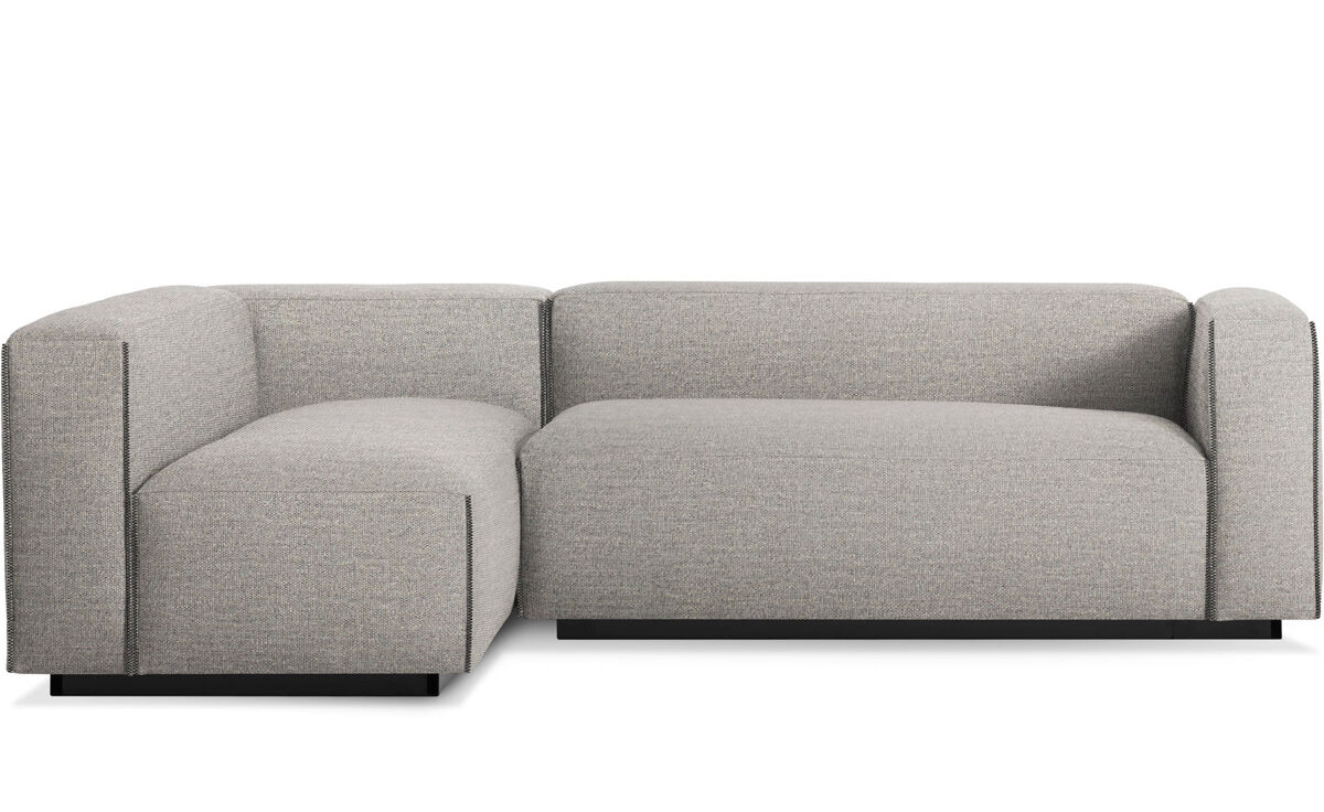 Outstanding Cleon Small Sectional Sofa Cjindustries Chair Design For Home Cjindustriesco