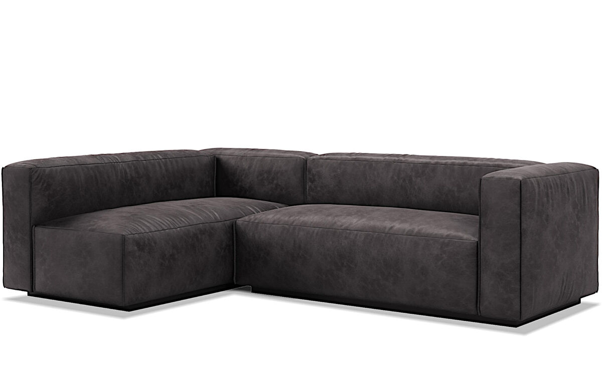 Admirable Cleon Small Sectional Sofa Cjindustries Chair Design For Home Cjindustriesco