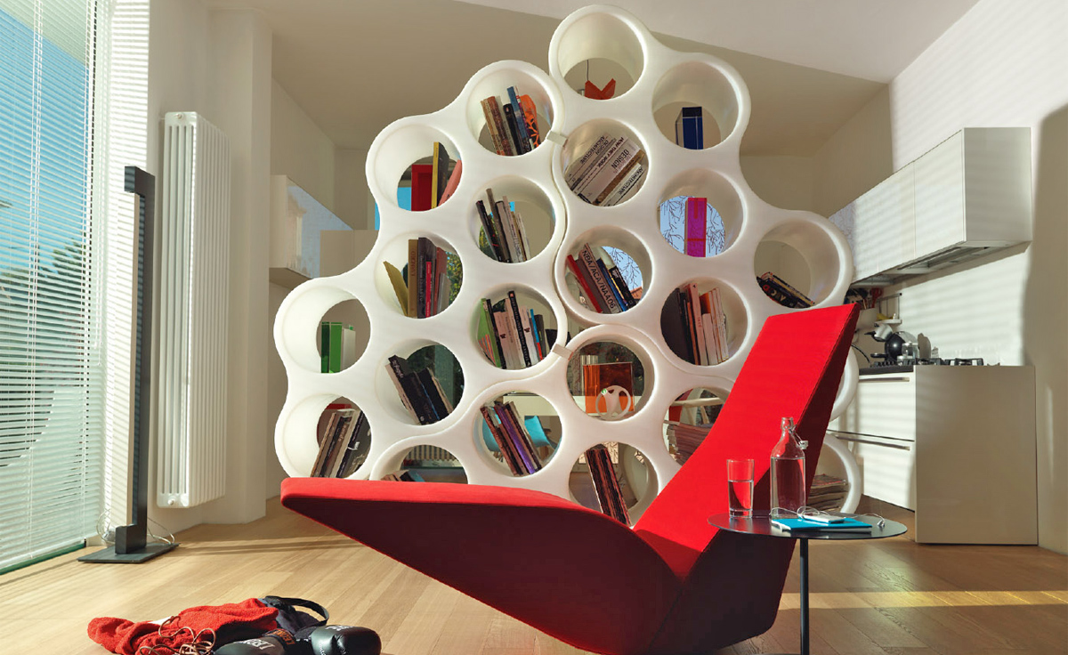 cloud bookcase. Black Bedroom Furniture Sets. Home Design Ideas