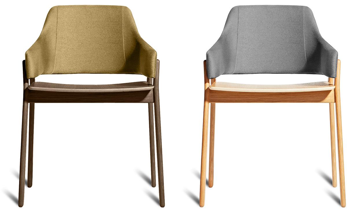 Clutch Dining Chair Hivemodern Com