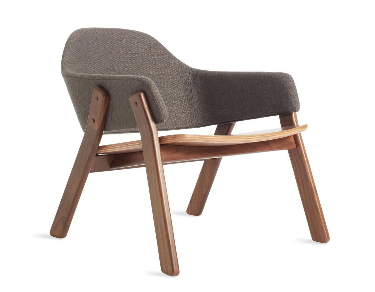 Clutch Lounge Chair Hivemodern Com