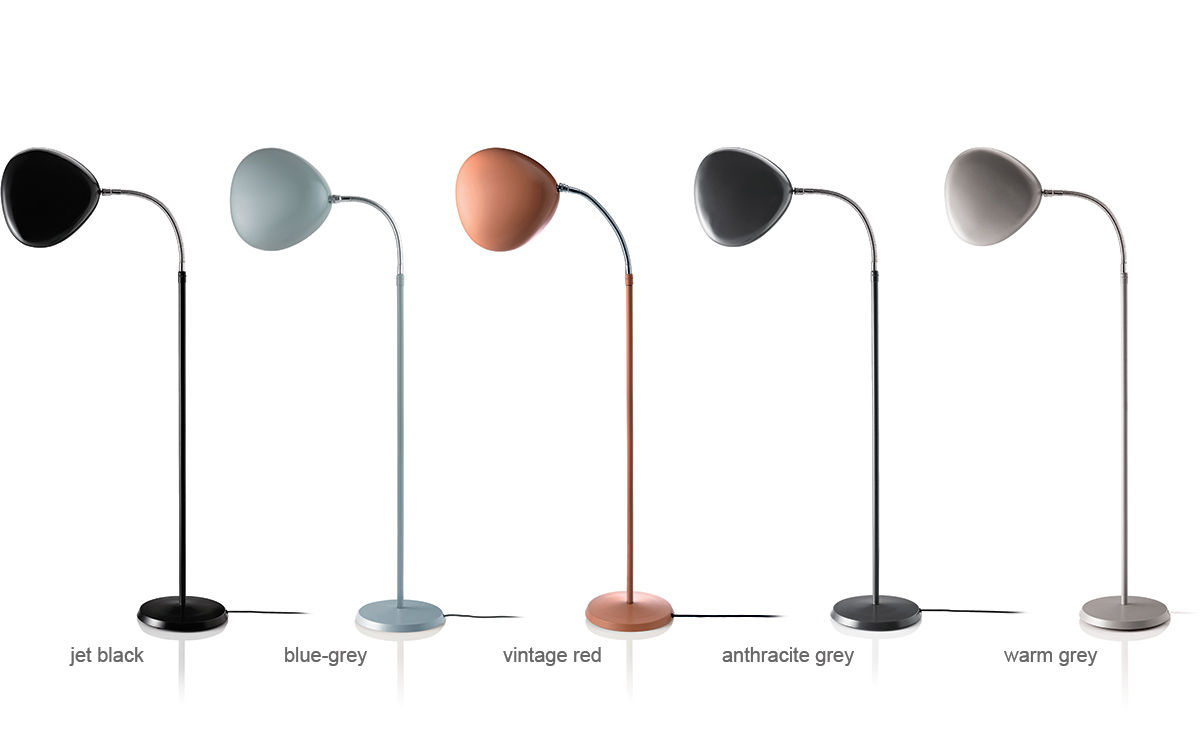grossman lighting. Greta Grossman Cobra Floor Lamp Lighting