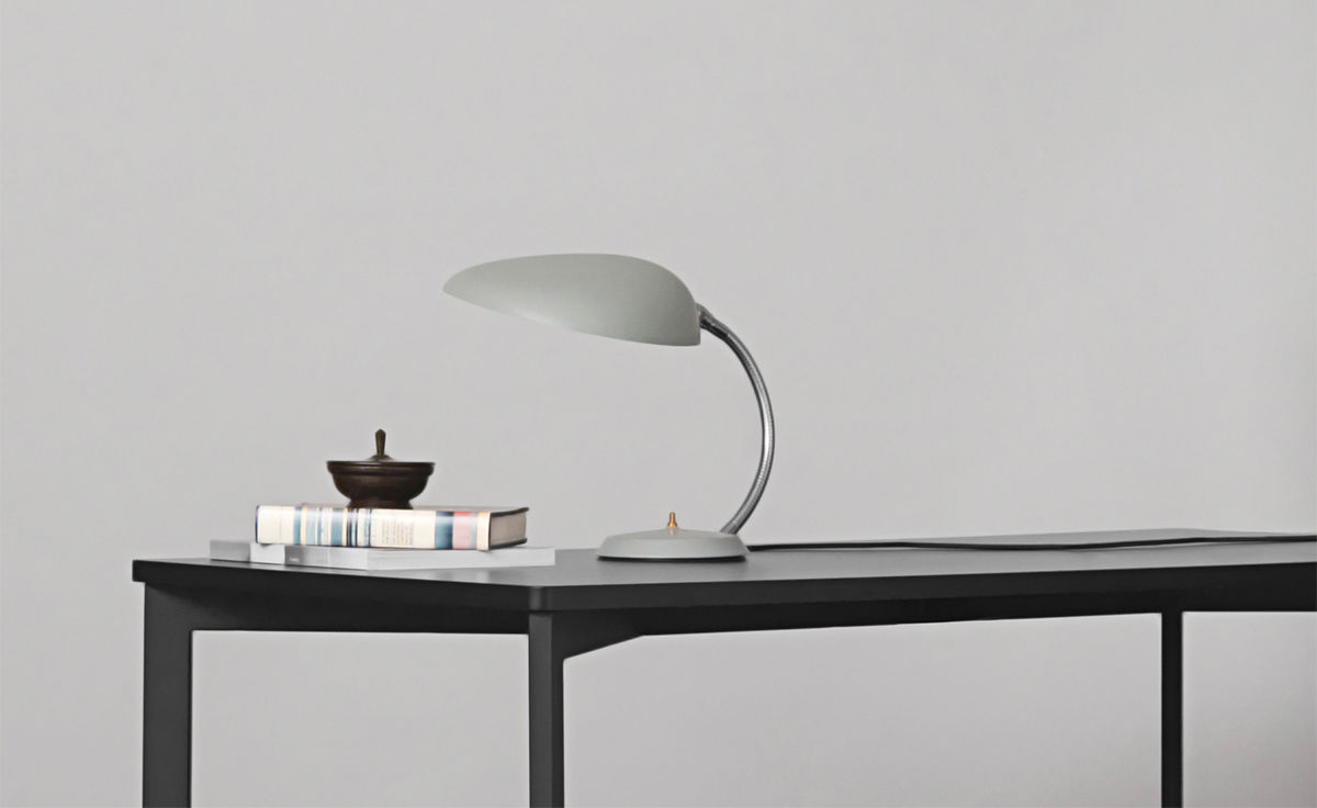 Greta Grossman Cobra Table Lamp Hivemodern Com