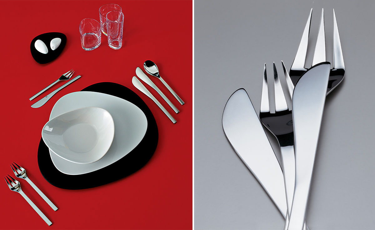 colombina cutlery set  hivemoderncom - overview manufacturer media reviews