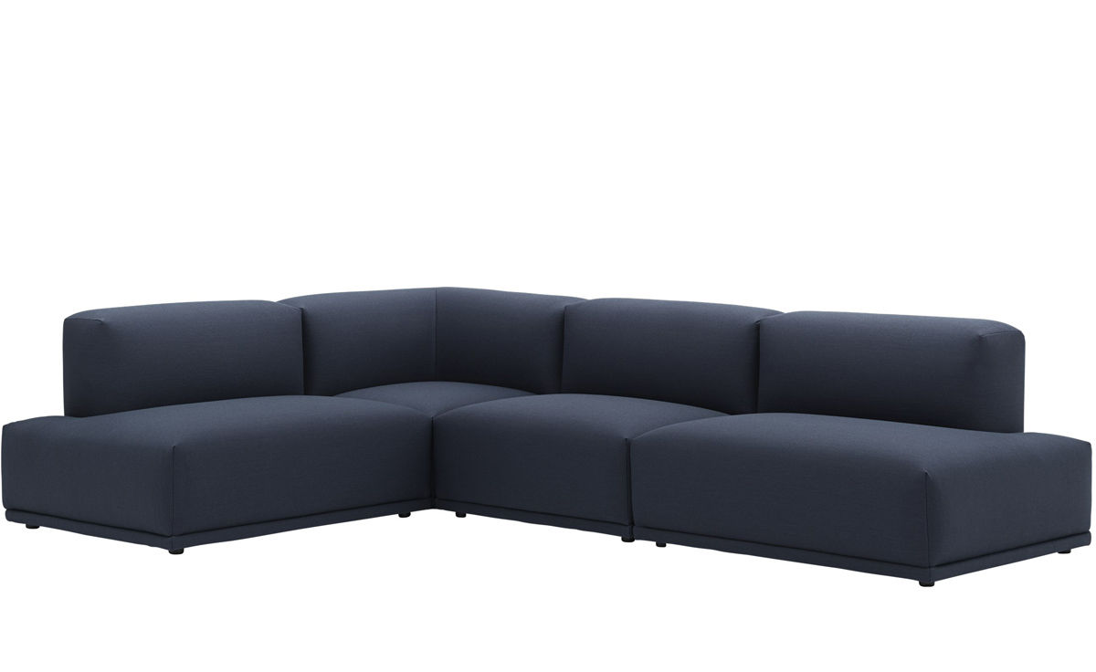 connect open sectional sofa