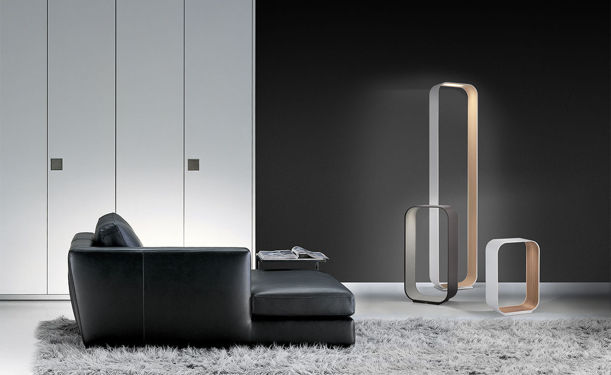Contour Led Floor Lamp Hivemodern Com