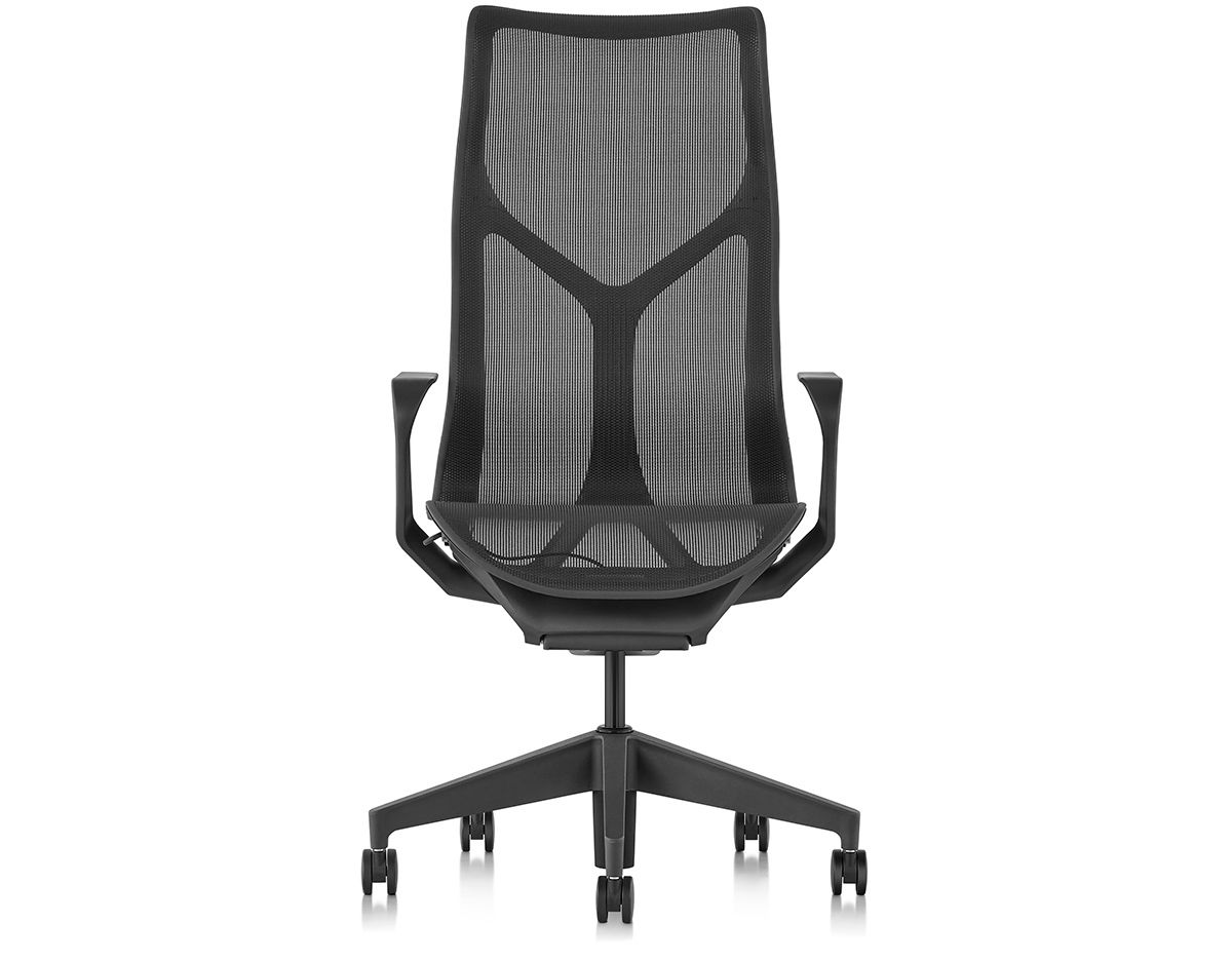 Pleasing Cosm High Back Task Chair Ocoug Best Dining Table And Chair Ideas Images Ocougorg