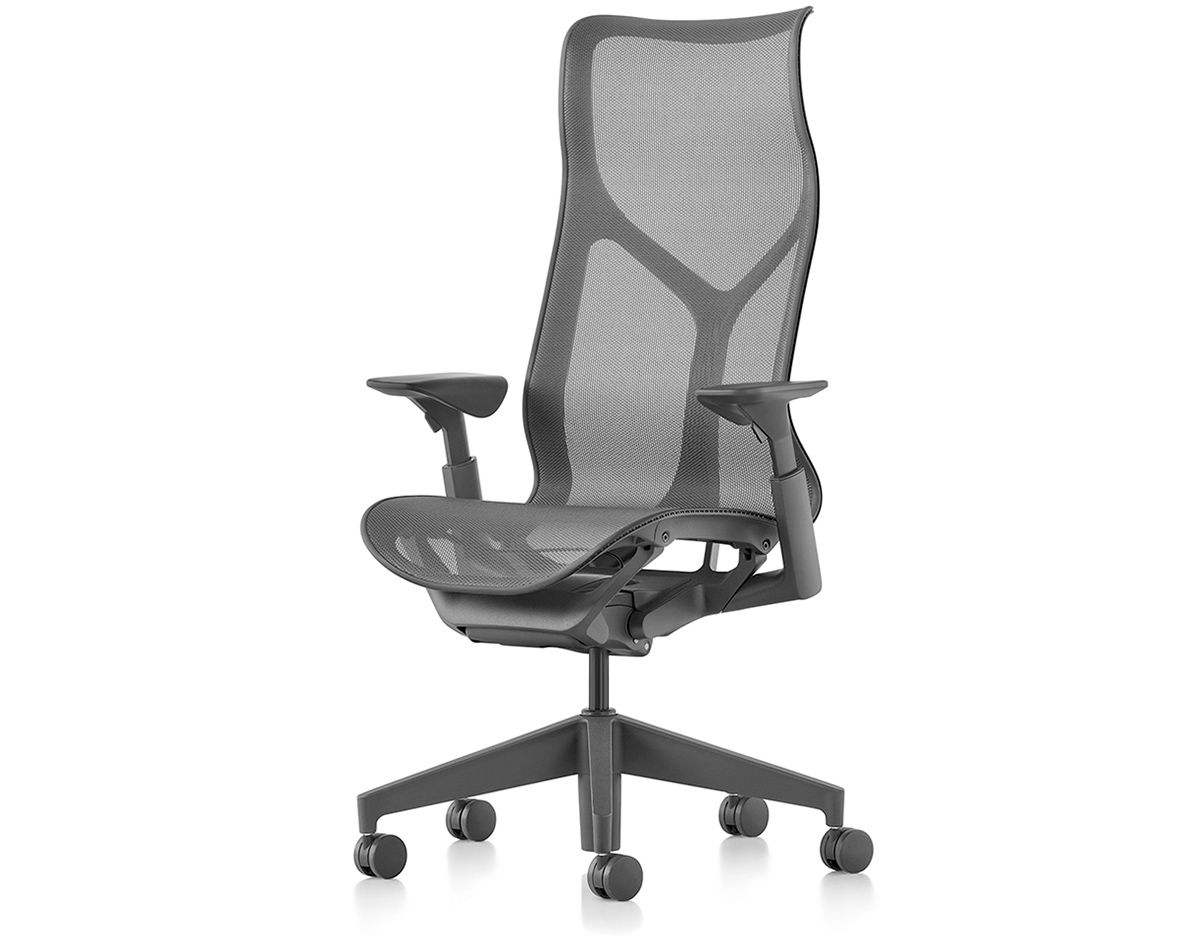 Cosm High Back Task Chair Hivemodern Com