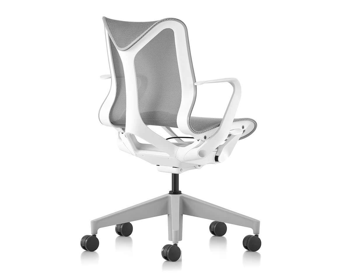 Astonishing Cosm Low Back Task Chair Ocoug Best Dining Table And Chair Ideas Images Ocougorg