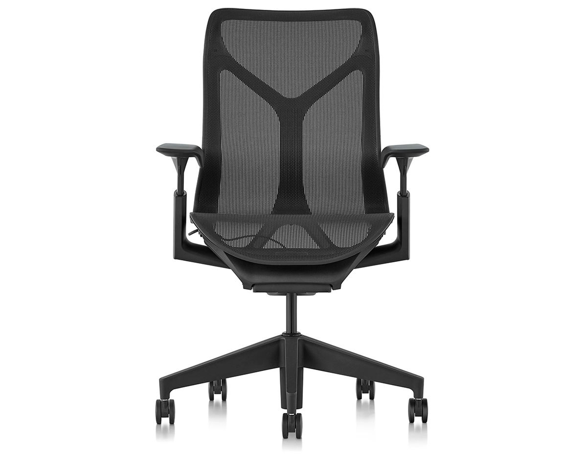 Cosm Mid Back Task Chair Hivemodern Com