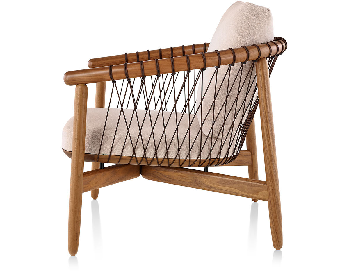 Crosshatch Chair