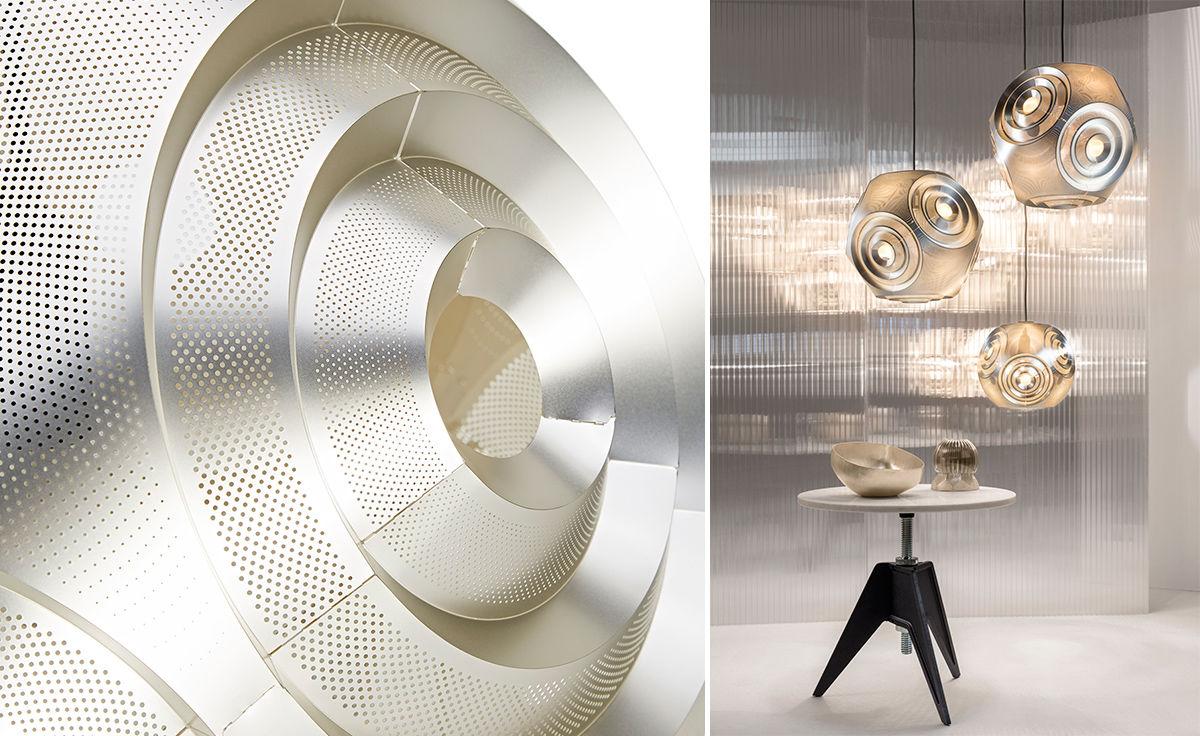 curve ball suspension lamp. Black Bedroom Furniture Sets. Home Design Ideas