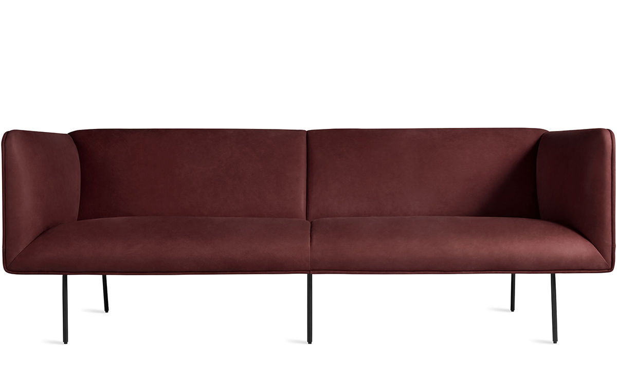 bedroom wall shelves dandy 96inch sofa hivemodern 10748